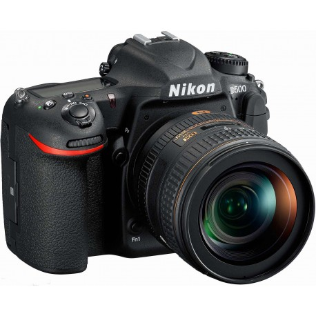 NIKON D500 BODY+LEXAR SD PRO 633X 16GB + af-s dx 16-80mm VR KIT -  GARANZIA NITAL 4 ANNI