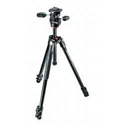 MANFROTTO Kit Treppiede 290 XTRA con testa 3 vie