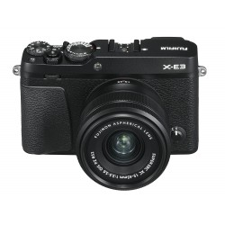 FUJIFILM X-E3 + OB.XC 15-45 BLACK KIT