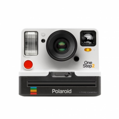 POLAROID ONESTEP 2 VIE FINDER  WHITE