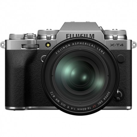 FUJIFILM X-T4 SILVER KIT OB.16-80mm