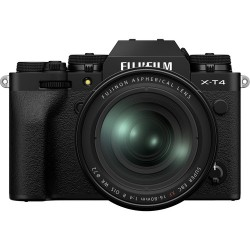FUJIFILM X-T4 BLACK KIT OB.16-80mm
