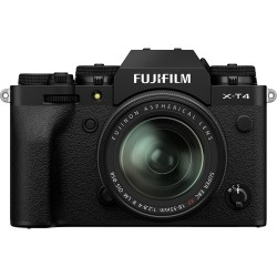 FUJIFILM X-T4 BLACK KIT OB.18-55mm