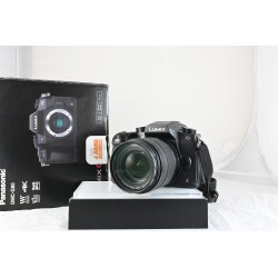 PANASONIC LUMIX G80 KIT OB.12-60  black -USATA-