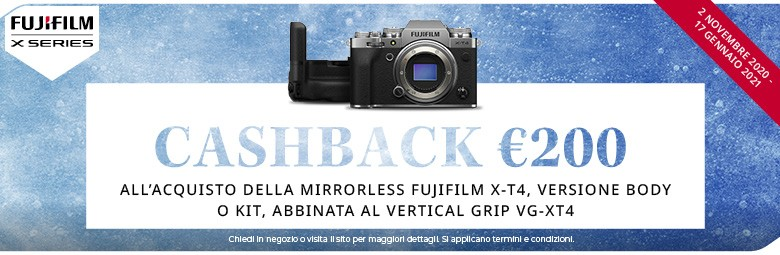 FUJIFILM Cash Back