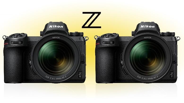 Nikon presenta il nuovo sistema Z-Mount e 2 fotocamere mirrorless a pieno formato: la Z 7 e la Z 6